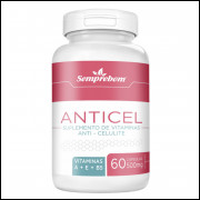Anticel - 60 Cápsulas 500mg - Semprebom