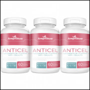 Anticel - 180 Cápsulas 500mg - Semprebom