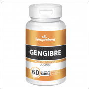 Gengibre - Semprebom - 60 caps - 500 mg