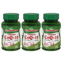 Coenzima Q-10 - Semprebom - 180 caps - 600 mg