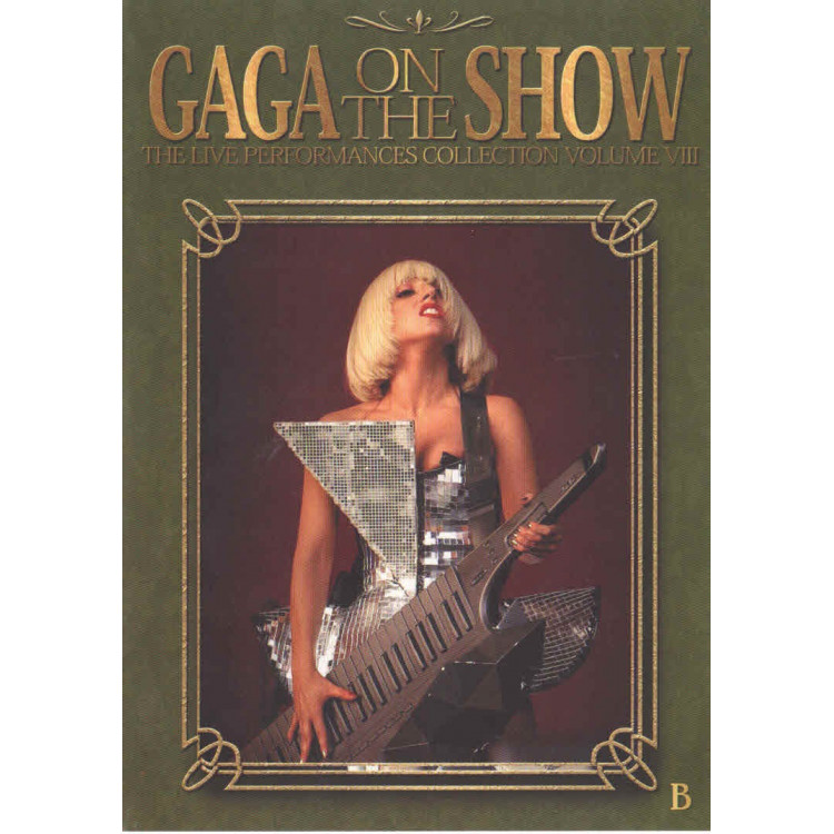 Dvd - Gaga On The Show Vol. Viii