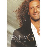 Dvd - Kenny G Live In Concert