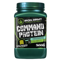 Command Protein - 900g - Chocomenta - Iron Army