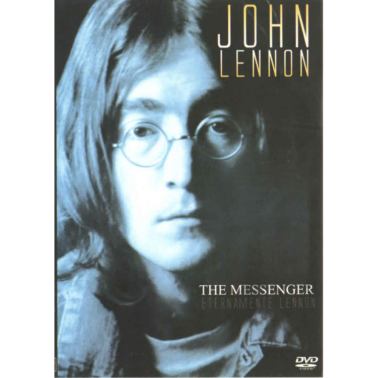 Dvd - John Lennon The Messenger