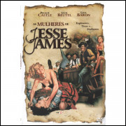 Dvd - As Mulheres De  Jesse James - Original Novo