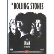Dvd - The Rolling Stones To Brian With Love