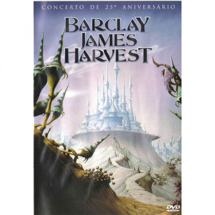Dvd - Barclay James Harvest