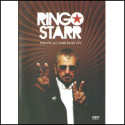 Dvd - Ringo Starr And His All Starr Band Live